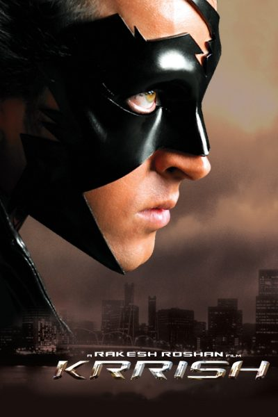 """Poster for the movie """"Krrish"""""""