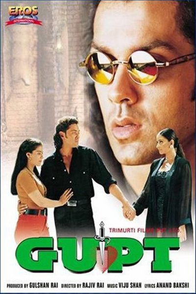 """Poster for the movie """"Gupt: The Hidden Truth"""""""