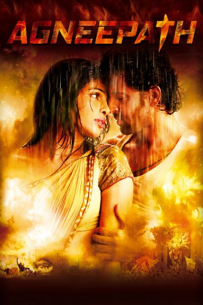 """Poster for the movie """"Agneepath"""""""