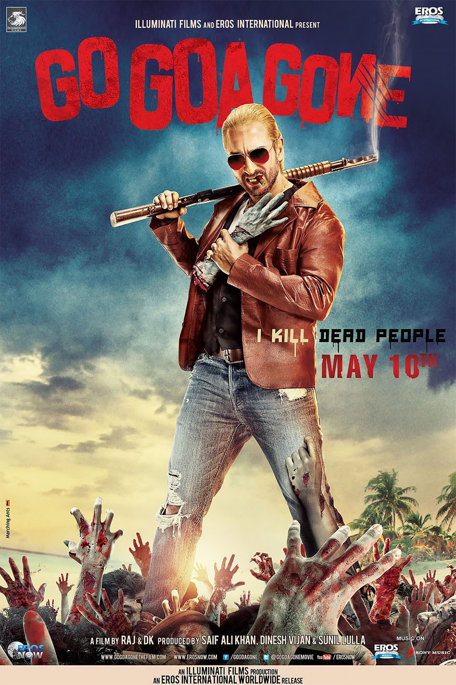 Go Goa Gone Afsomali