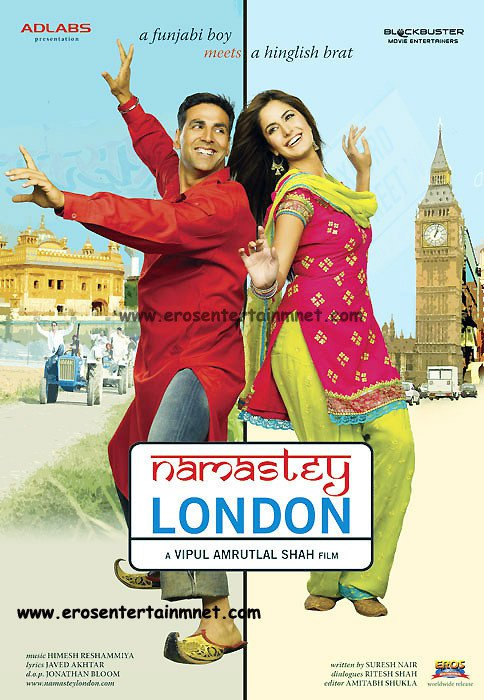 Namastey London Afsomali