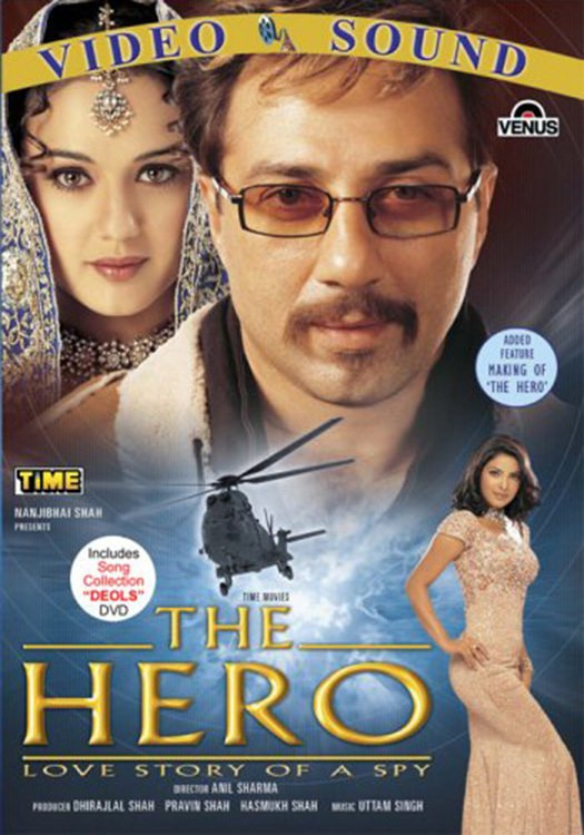 The Hero: Love Story of a Spy Afsomali