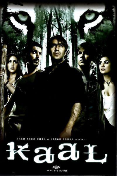 """Poster for the movie """"Kaal"""""""