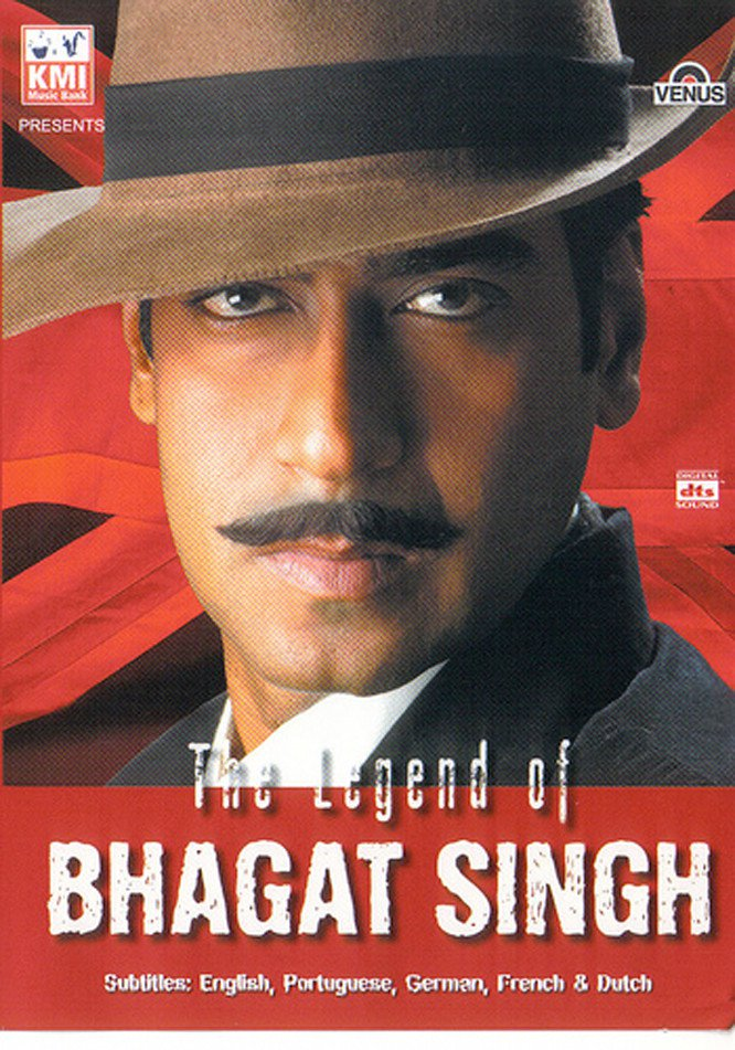 The Legend of Bhagat Singh Afsomali