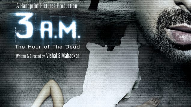 """Poster for the movie """"3 A.M"""""""