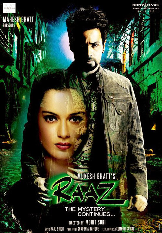 Raaz – The Mystery Continues… Afsomali