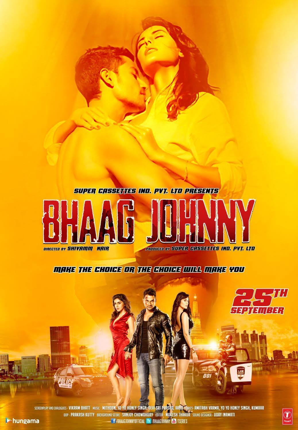 Bhaag Johnny Afsomali