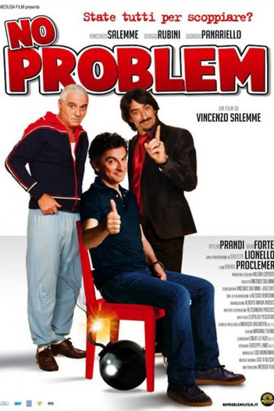 """Poster for the movie """"No problem"""""""