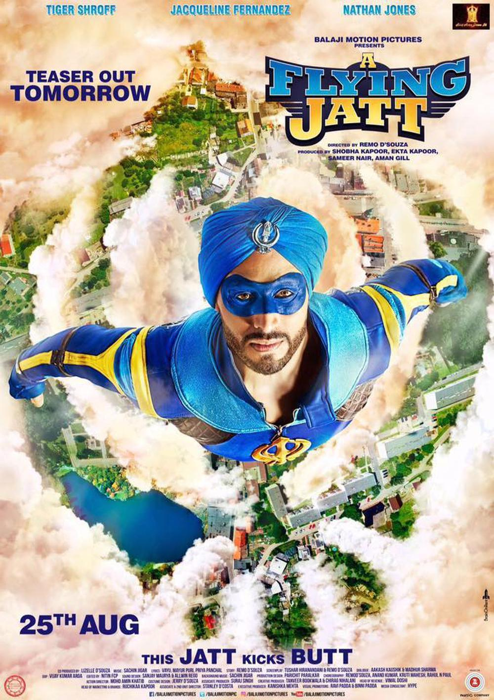 A Flying Jatt Afsomali