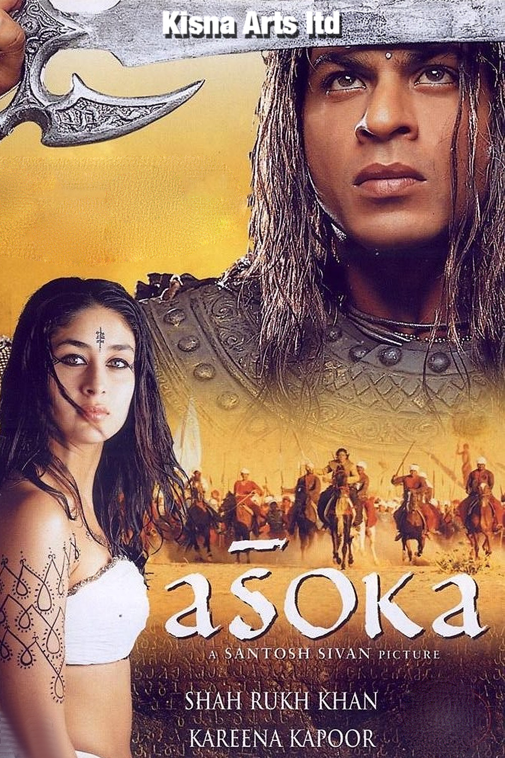 Ashoka the Great Afsomali