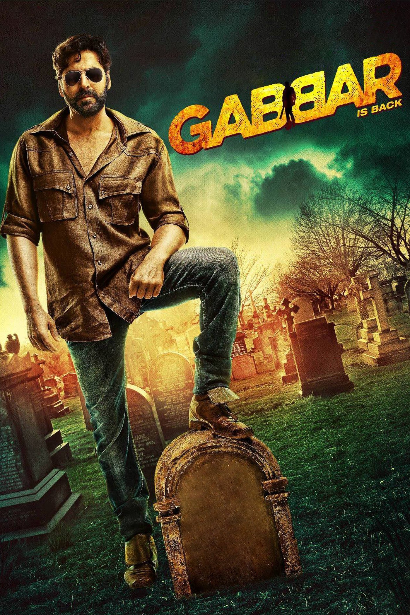 Gabbar Is Back Afsomali