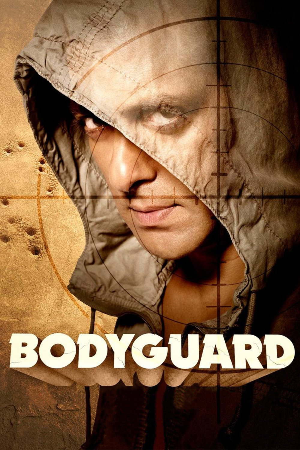 """Poster for the movie """"Bodyguard"""""""