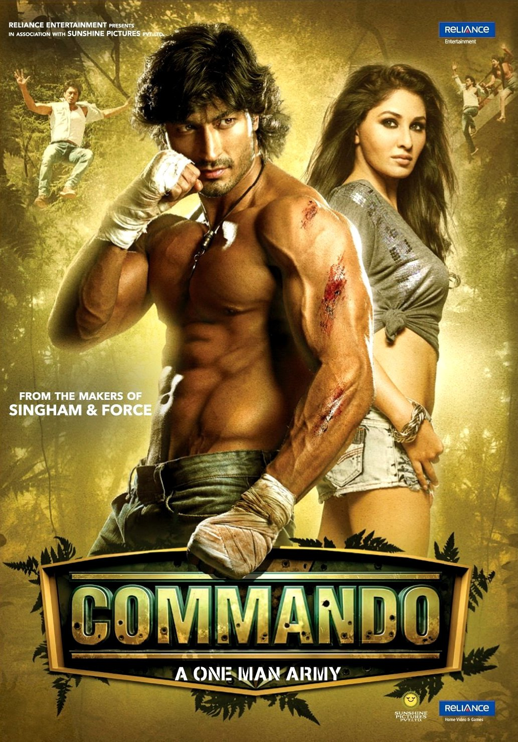 Commando – A One Man Army Afsomali