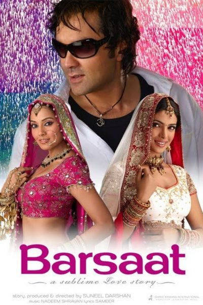 """Poster for the movie """"Barsaat: A Sublime Love Story"""""""