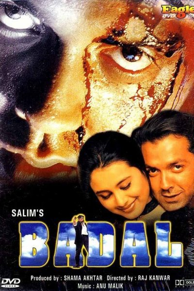"Poster for the movie ""Badal"""