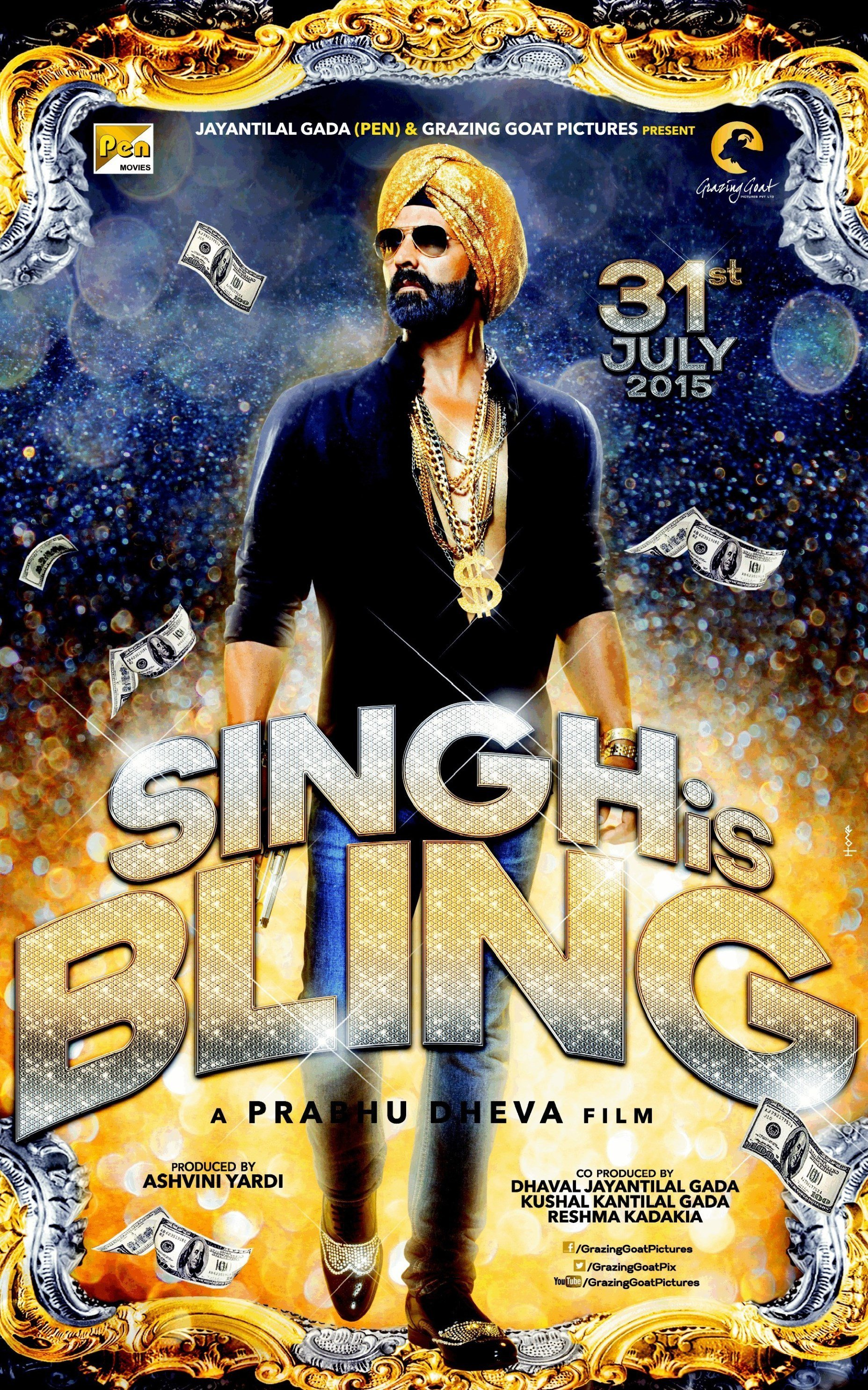 Singh Is Bling Asomali