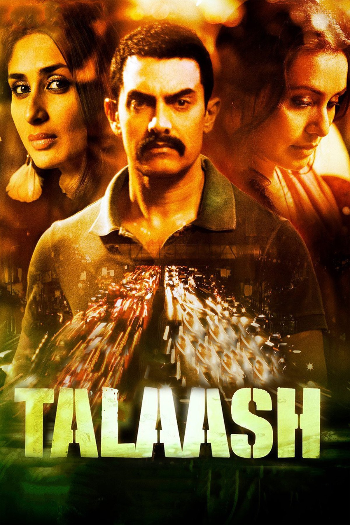 """Poster for the movie """"Talaash"""""""