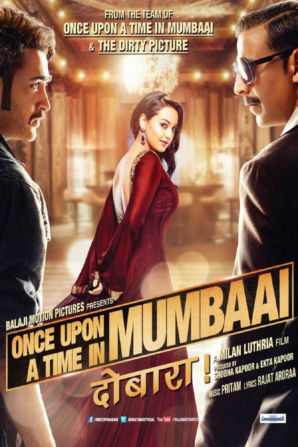Once Upon a Time in Mumbai – Dobaara AfSomali
