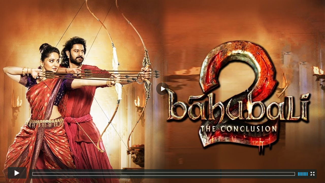 Baahubali 2: The Conclusion Afsomali