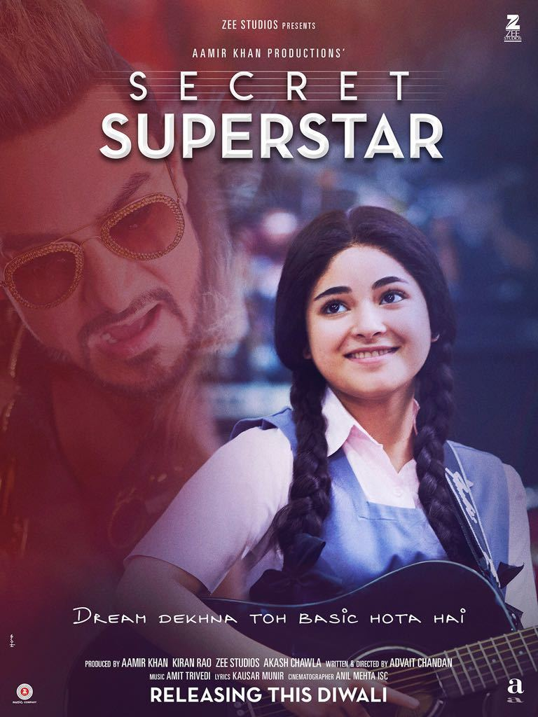 Secret Superstar Afsomali