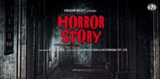 """Poster for the movie """"Horror Story"""""""