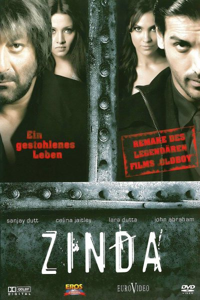 "Poster for the movie ""Zinda"""