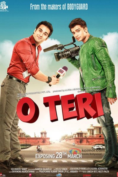 "Poster for the movie ""O Teri"""